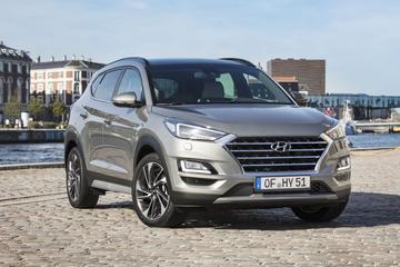 Hyundai hangt prijskaartje aan vernieuwde Tucson