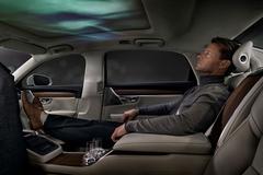 Waan je in luxe van Volvo S90 Ambience Concept