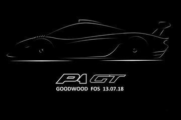 Extreme McLaren P1 klaar voor Goodwood