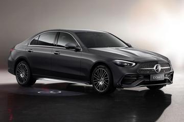 Mercedes-Benz C-klasse L onthuld in China