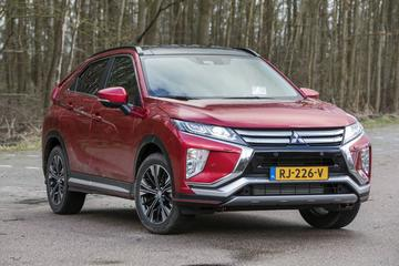 Mitsubishi Eclipse Cross 1.5 4WD CVT ClearTec InStyle (2018)