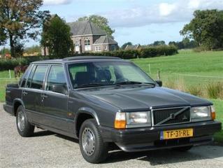 Volvo 740 GL 2.3 (1988)