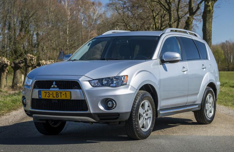 Hyundai ix35 vs. Mitsubishi Outlander vs. Jeep Compass - Op zoek naar