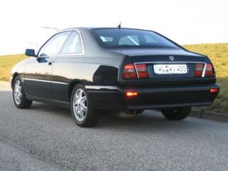 Lancia Kappa Coupé 2.0 20v Turbo (1998)