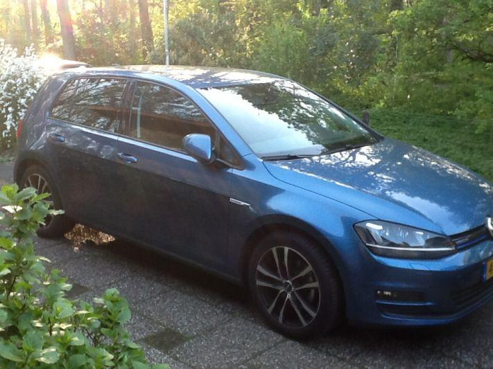 Volkswagen Golf 1.6 TDI 110pk BlueMotion Highline (2014)