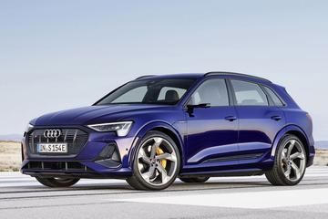 Audi E-tron én E-tron Sportback als S