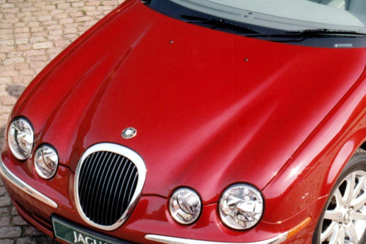 Jaguar S-Type facelift friday
