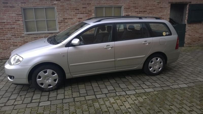 Toyota Corolla Wagon 1.4 D4-D Linea Terra (2005)