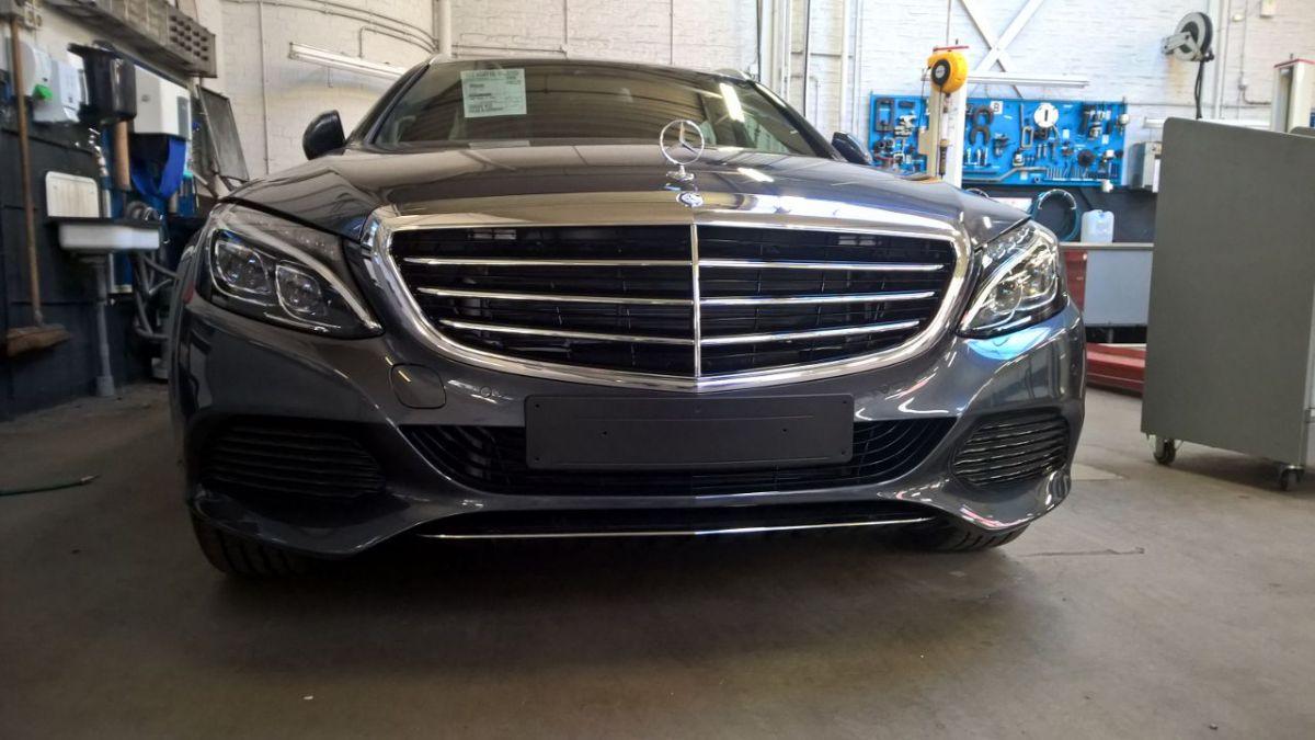 Mercedes benz c 220 d estate prestige 2015 for Mercedes benz prestige