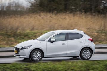 Test: Mazda 2 SkyActiv-G 90