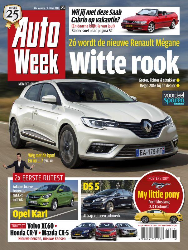 AutoWeek 23 2015