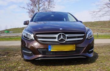 Mercedes-Benz B 180 Ambition (2016)