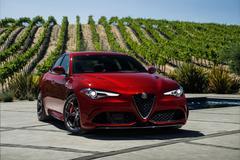 'Alfa Romeo Giulia niet te laat wegens crashtest'