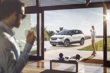'Opel mikt op vrouwen met Crossland X'