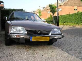 Citroën CX 2400 Injection Pallas (1978)