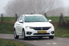 Fiat Tipo - Rij-impressie