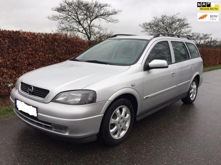 Opel Astra Stationwagon 1.6i Njoy (2004)