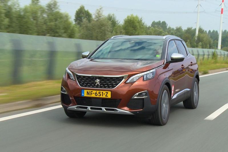 Peugeot 3008 - Afscheid Duurtest