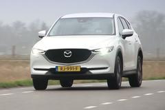 Mazda CX-5 - Intro duurtest