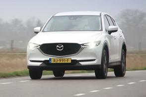 Mazda CX-5 - Intro duurtest