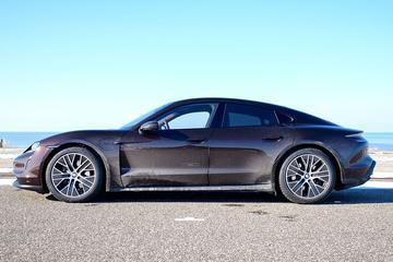 Test: Porsche Taycan RWD