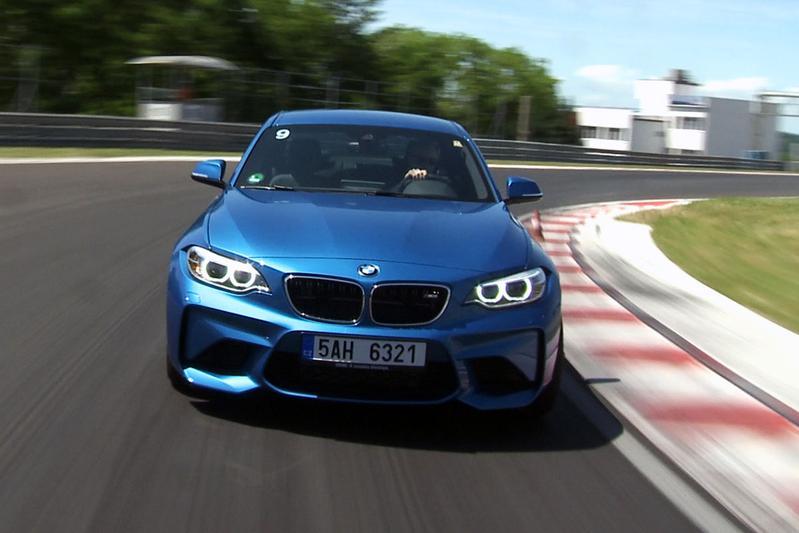 BMW M2 - Rij-impressie