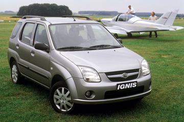 Facelift Friday: Suzuki Ignis (2003)