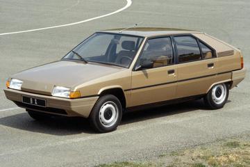 Citroën BX - Facelift Friday