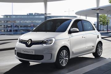 Prijzen Renault Twingo Electric bekend