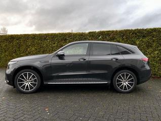 Mercedes-Benz EQC 400 4MATIC (2019)