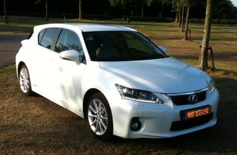 Lexus CT 200h Hybrid Business Line Pro (2011) #3
