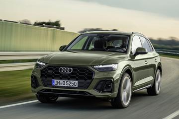 Facelift voor Audi Q5