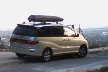 Toyota Previa 2.4 16v VVT-i Linea Sol (2001)