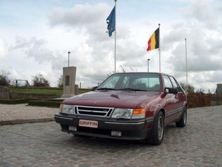 Saab 9000 Griffin 2.3 Turbo (1996)