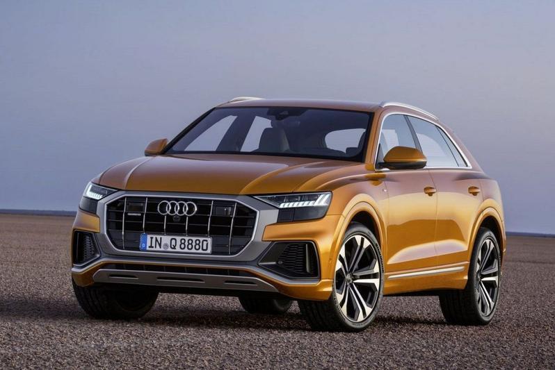 Voorlopige vanafprijs Audi Q8 bekend