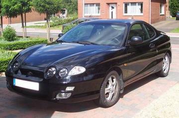 Hyundai Coupé 2.0i FX (2001)
