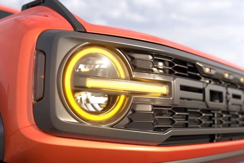 Ford Bronco Raptor