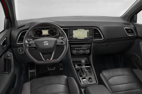 Virtual Cockpit voor Seat Leon en Ateca