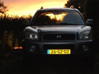 Hyundai Trajet 2.0i GL (2000)