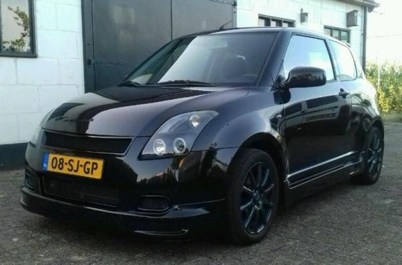 Suzuki Swift 1.5 Exclusive (2006)