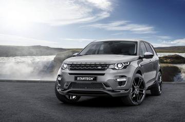 Startech doet Land Rover Discovery Sport