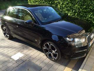 Audi A1 Sportback 1.6 TDI 105pk Attraction (2013)