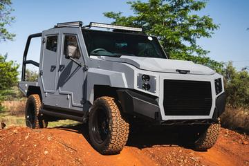 SVI Max 3 is bulletproof Toyota Land Cruiser