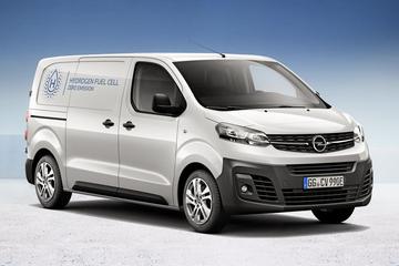 Opel Vivaro-e Hydrogen onthuld