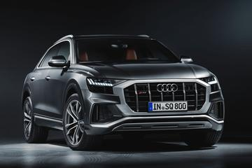 Audi presenteert SQ8 TDI