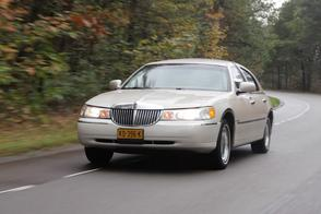Lincoln Town Car Cartier - Blits Bezit