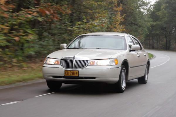 Video: Lincoln Town Car Cartier - Blits Bezit