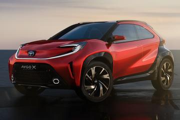 Toyota bevestigt Aygo-opvolger uit Tsjechië