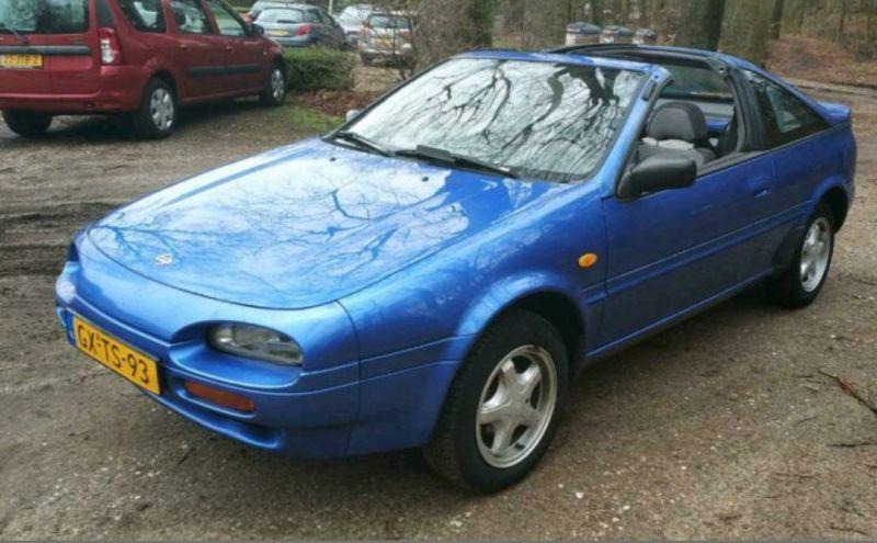 Nissan 100 NX 1.6 SLX (1993)