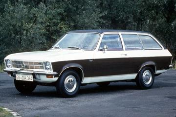Opel Ascona Voyage (1970)